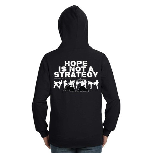 Hope Is Not A Strategy (girl hood)