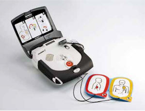 Lifepak Express AED