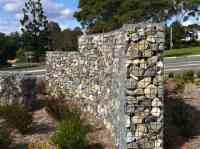 Gabion Cages Custom Design   Gabion Walls   Australia