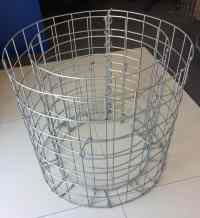 Round Gabion Planter - Gabions and Outdoor Products by ...