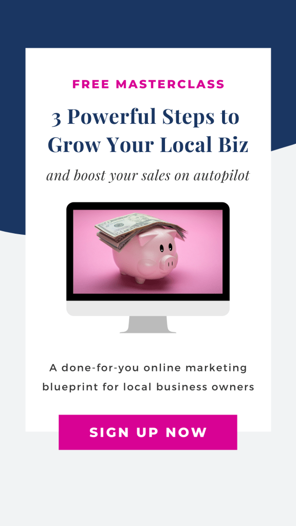 3 Powerful Steps to Grow Your Local Business