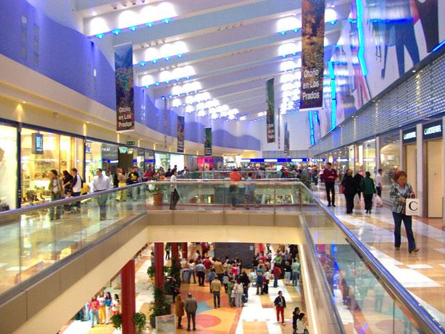 definición de centro comercial