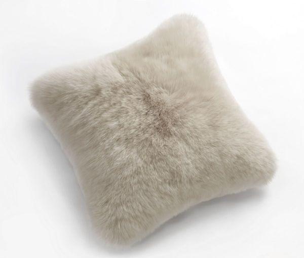 Fibre Auskin Longwool Sheepskin Floor Cushions And Pillows