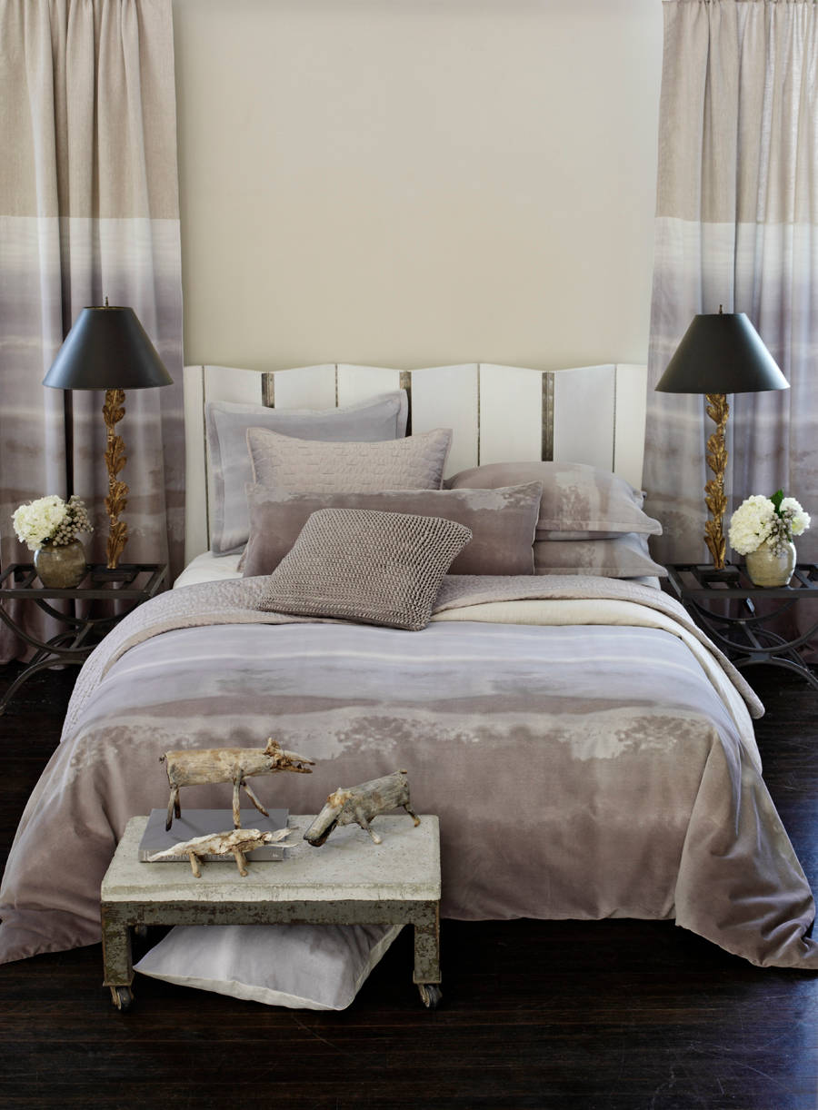UUU Dransfield and Ross House Colorfield Bedding Collection