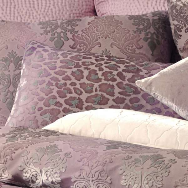 Kevin 'brien Studio Bedding - Brocade Iris Velvet