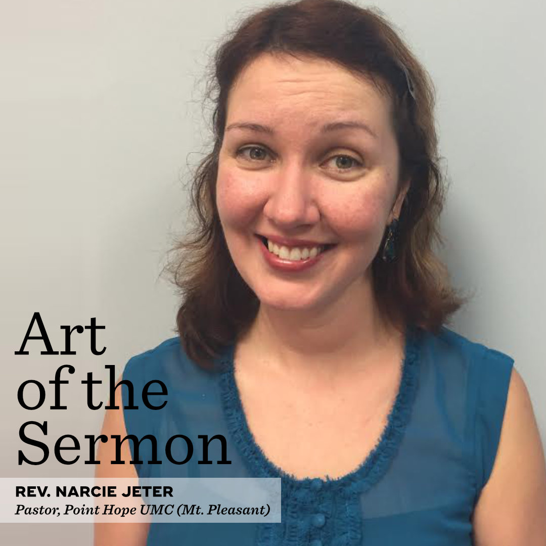 33: When Cancer Steals Your Voice – An Interview with Rev. Narcie Jeter – Art of the Sermon