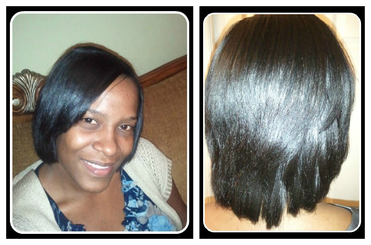 Natural Hair Professional Blow Out Defining Hope