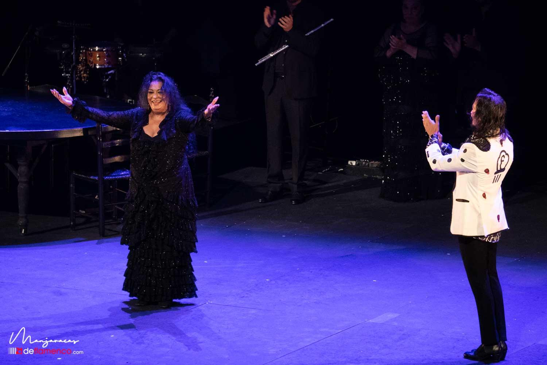 Farruquito en el Teatro Real - La Farruca