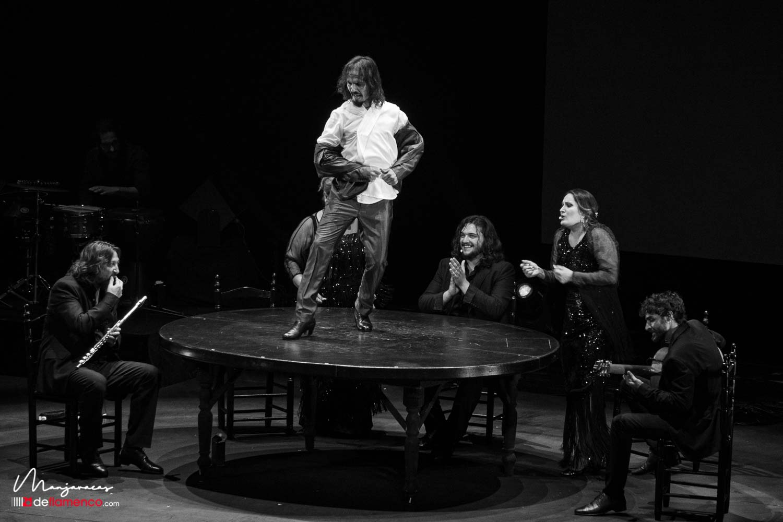 Farruquito en el Teatro Real - María Mezcle