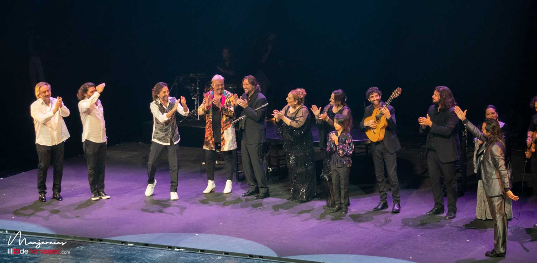 Farruquito en el Teatro Real - Fin de fiesta