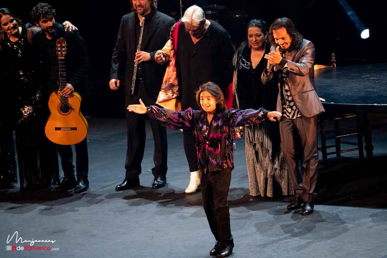 Farruquito en el Teatro Real - Juan el Moreno
