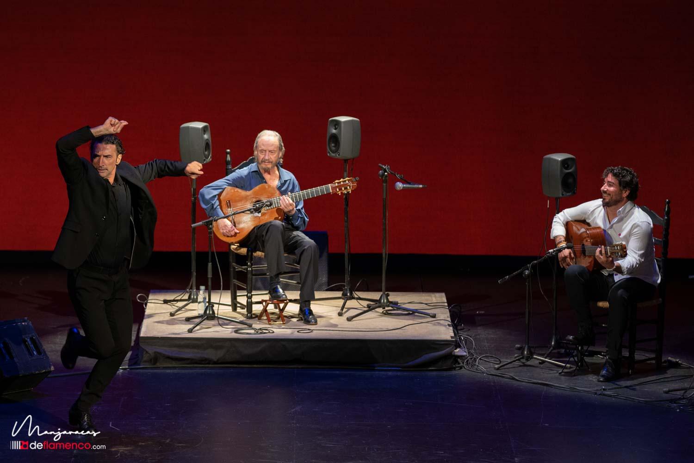 Ángel Muñoz - Serranito en Festival de la Guitarra de Córdoba