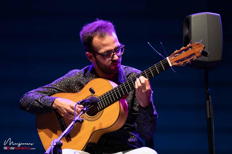 Toni Abellán - guitarra flamenca - Cante de las Minas