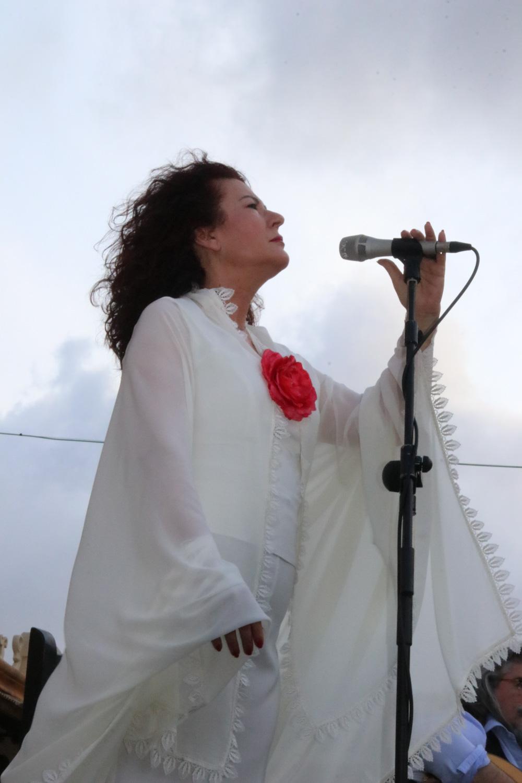 Antonia Contreras - Cante de las Minas 2021