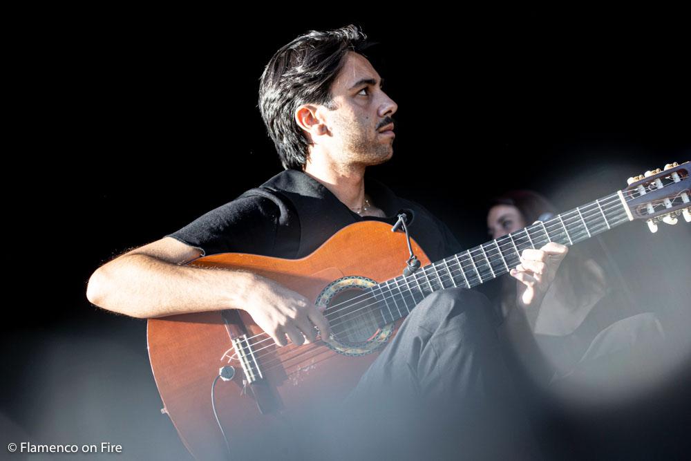 Yerai Cortés - Flamenco on Fire