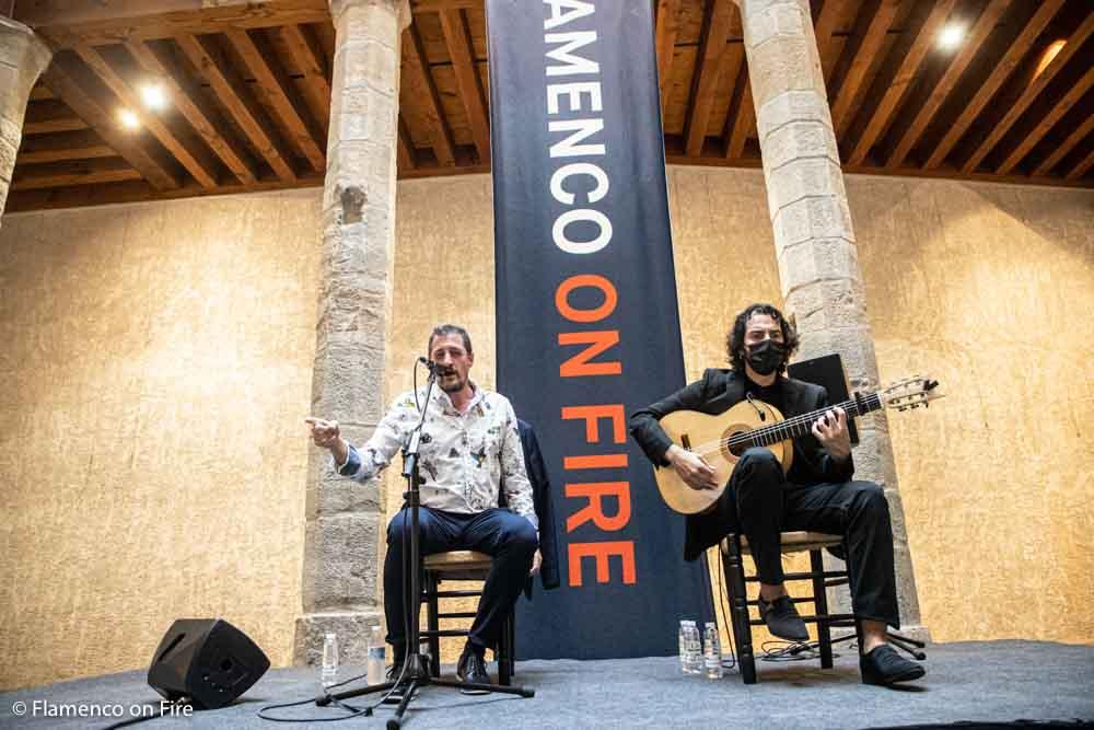 """Juanjo Navas & Enrique """"El Vaca"""""""
