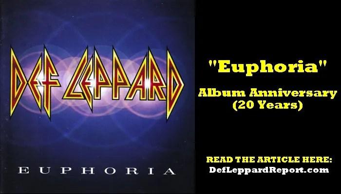 Official Def Leppard Hysteria T-Shirt Joe Elliott Pyromania Euphoria New Merch