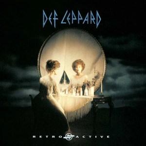 Def Leppard Retro Active album cover