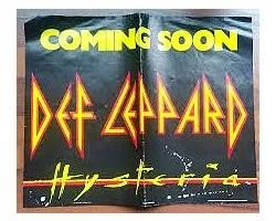 Hysteria album coming soon promo teaser