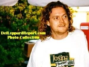 Def Leppard drummer Rick Allen