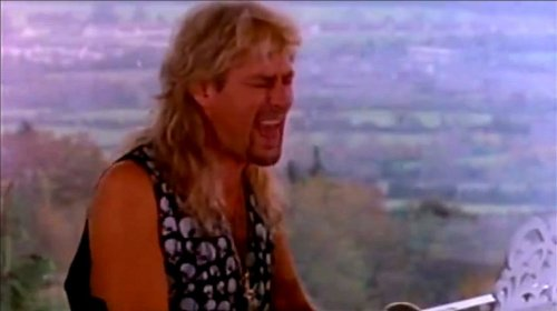 Def Leppard Retro Active Album-Miss You In A Heartbeat Music Video