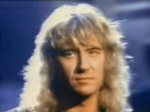 Def Leppard Two Steps Behind Video-Joe Elliott