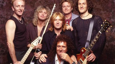 Def Leppard and Queen's Brian May