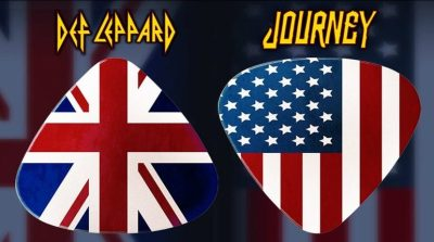 Def Leppard Journey tour