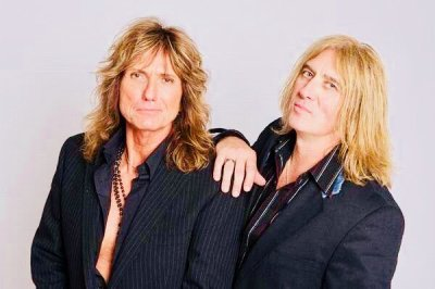 David Coverdale and Joe Elliott