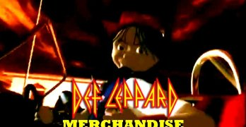 Def Leppard Merchandise, Memorabilia…And More Merch!