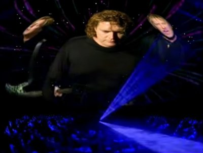 Def Leppard Promises Music Video-Rick Allen