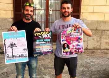 Torrarock dona el sus a les festes de Cala Millor