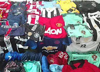 Més de 1.600 articles esportius confiscats en comerços de Cala Rajada, Cala Millor i Cala d'Or