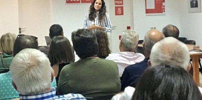 Núria Hinojosa, nova secretària general dels socialistes de Manacor