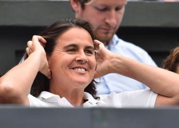 Conchita Martínez, cessada