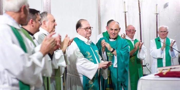 S'Arenal despedeix a qui ha estat el seu rector durant 32 anys