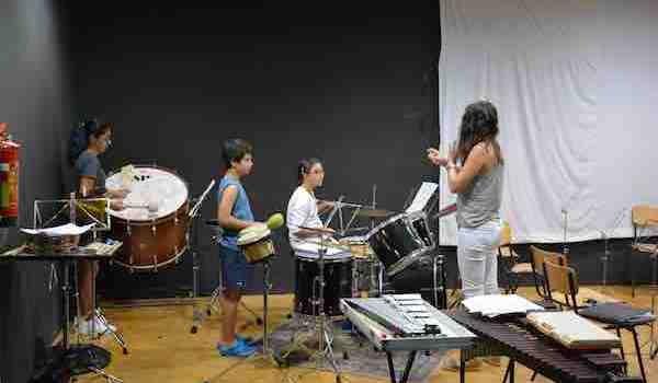 Les escoles de música de Santanyí comencen el curs amb gairebé 300 alumnes
