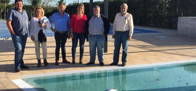 El Consell de Mallorca finança amb 165.500 euros la reforma de la piscina municipal de Sant Llorenç