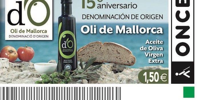 El cupó de l'ONCE dedicat a l'Oli de Mallorca reparteix 140.000 euros a Sant Llorenç