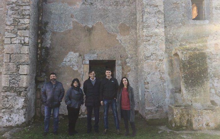 Volen que el monestir de Bellpuig a Artà sigui un espai visitable