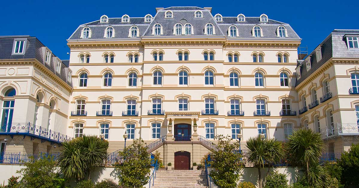 Hotel De France Hotel Spa Health Club And Restaurants Jersey