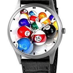 512a0lLdnEL - Reloj foto con billar personalizado