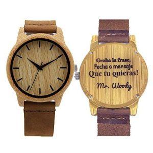 Relojes Con Frases Y Mensajes Personalizados Y Exclusivos
