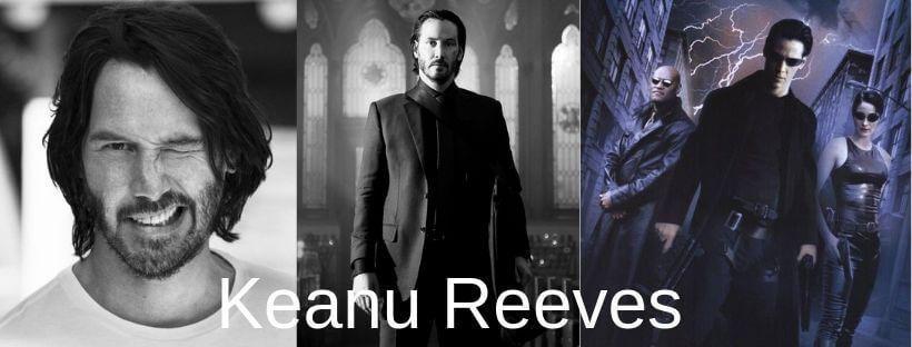 Keanu Reeves mensajes - Keanu Reeves frases, mensajes de la vida