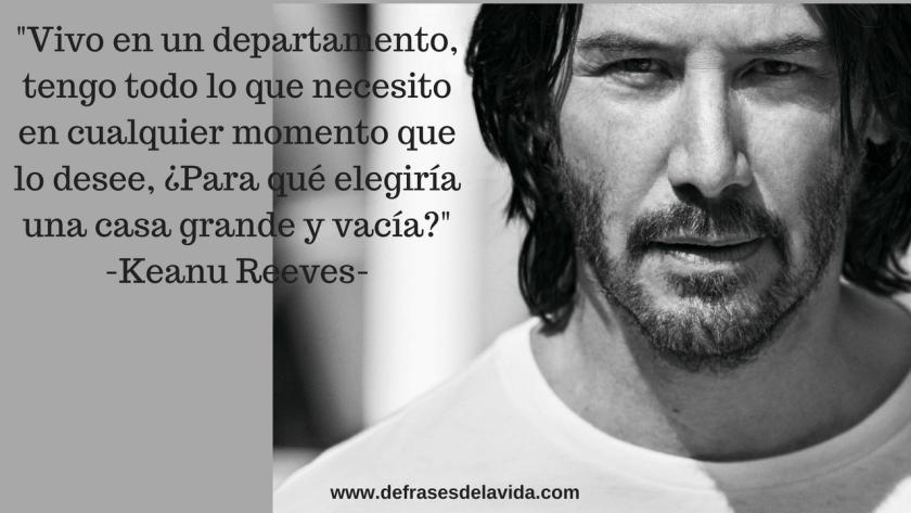 Keanu Reeves Frases Sus Mensajes Más Impactantes