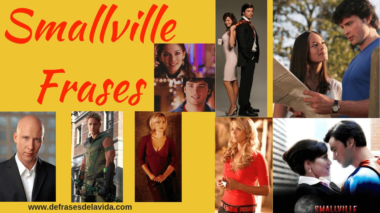 Smallville Frases La Increíble Infancia De Clark Kent