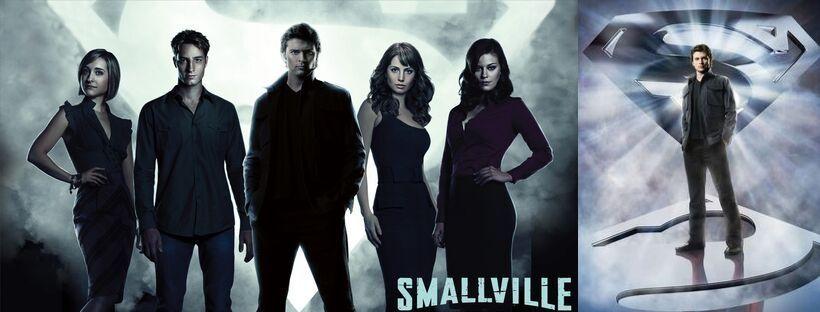 smallville temporadas