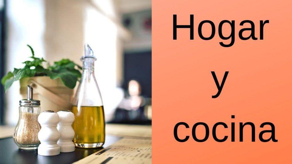 Hogar y cocina productos