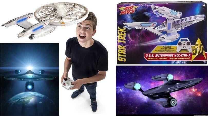 nave enterprise juguete