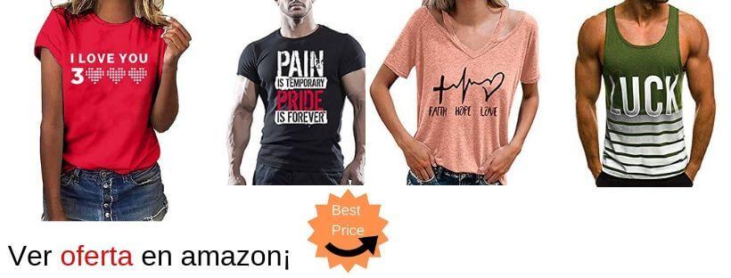 camisetas motivadoras